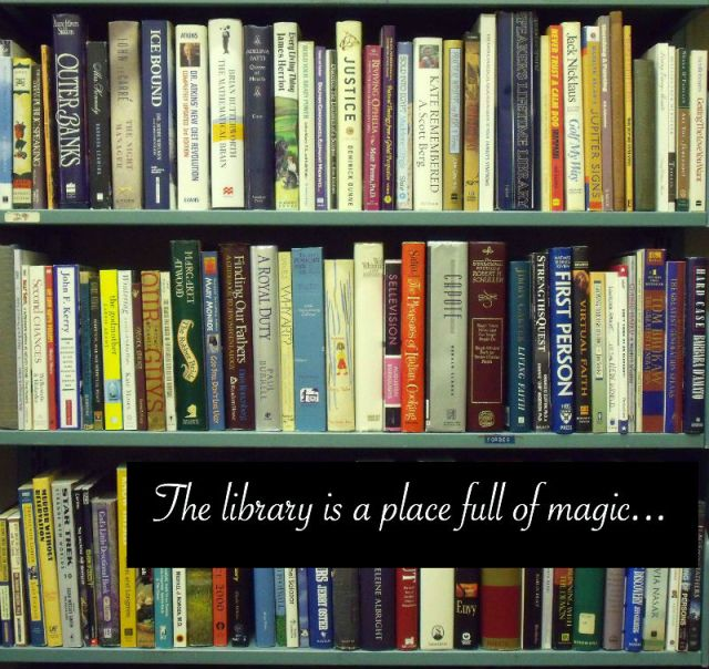 librarymagic