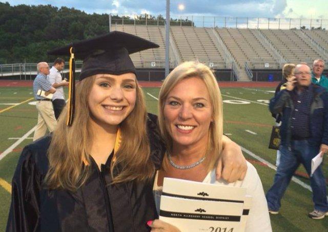 Abby Graduation