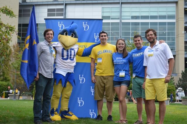 UD Pittsburgh Alumni Club Board