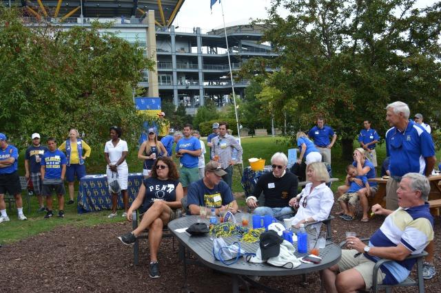 UD Pittsburgh Alumni Tailgate