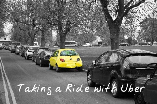 Taking a Ride with Uber