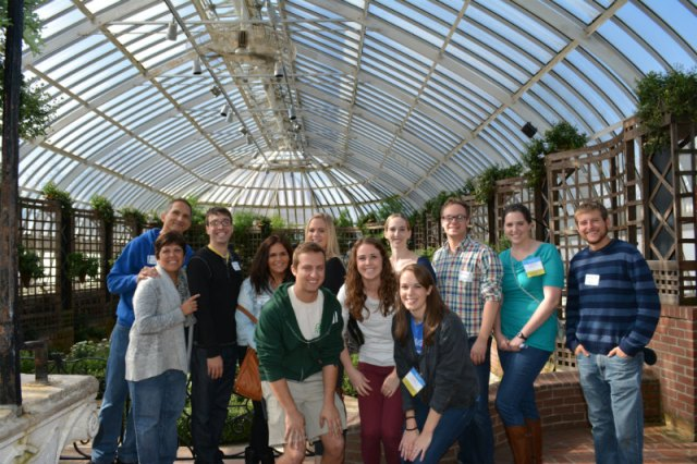 UD Group at Phipps Conservatory