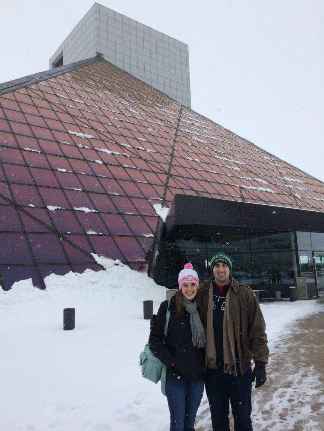 Cleveland Rock Hall