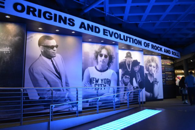 Cleveland Rock Hall