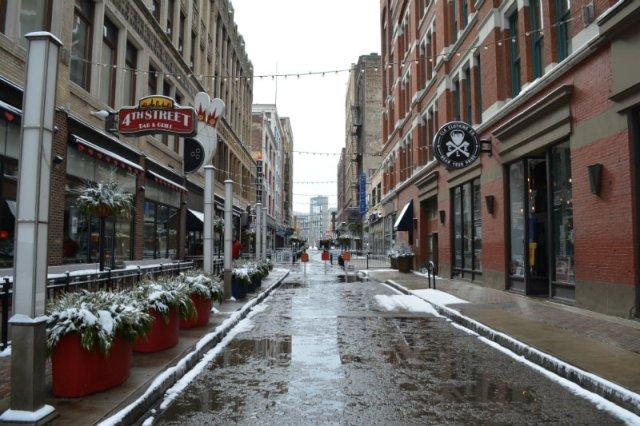 Cleveland Fourth Street